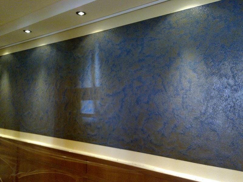 Caparol artelasur 2 5l lazura dekoracyjna 5132353738 for Marmor spachteltechnik