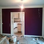 materialien f r ausbauarbeiten alte putzfassade streichen. Black Bedroom Furniture Sets. Home Design Ideas