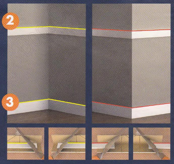 Fabulous Deckenleisten auf gehrung schneiden anleitung › Fachartikel NS92