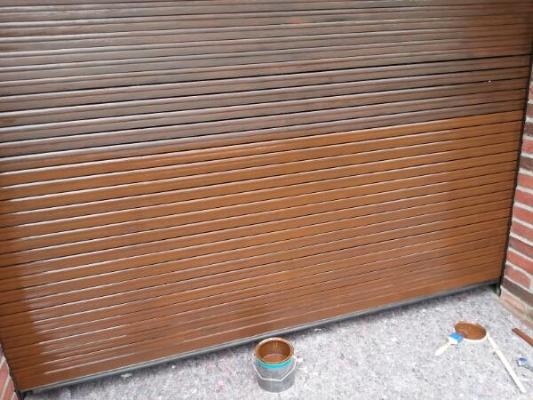 Gut bekannt Fenster oder Tür richtig lasieren mit dickschicht oder dünnschicht MC48