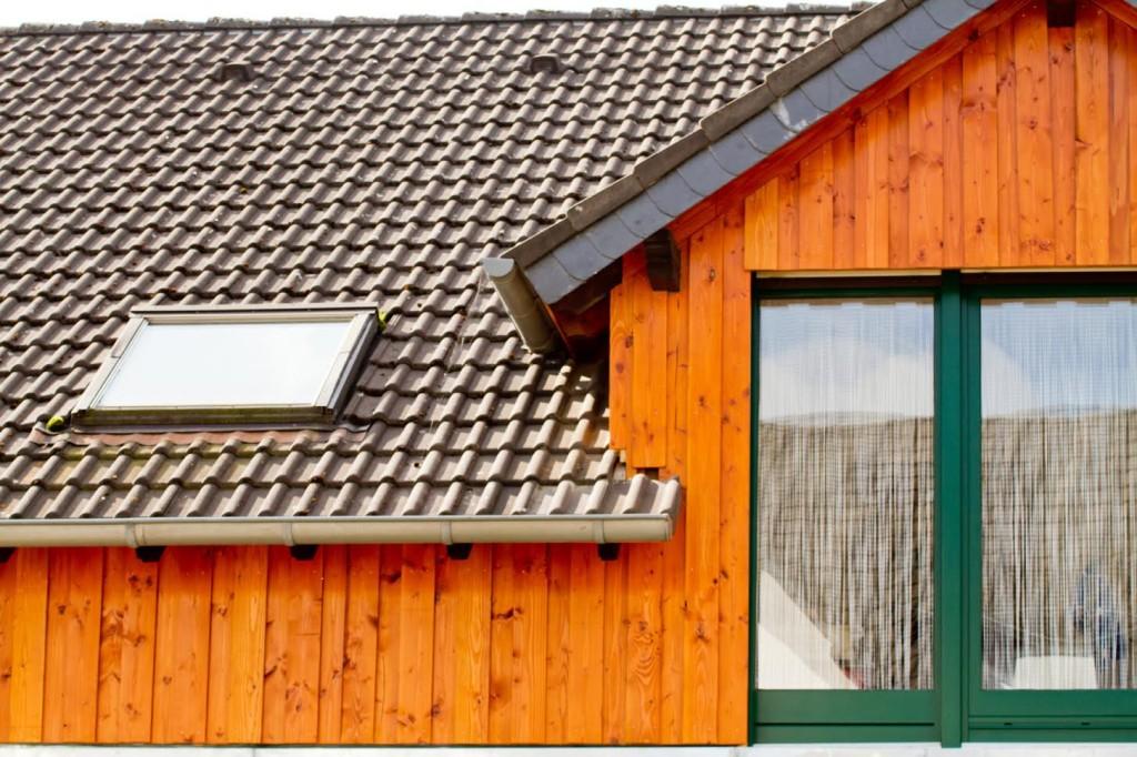 Holzschutzm Holz schützen, Mittelschichtlasur, Vario Solid, Jansen