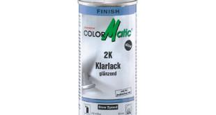 2K Acryl-Klarlack mit langem Härter