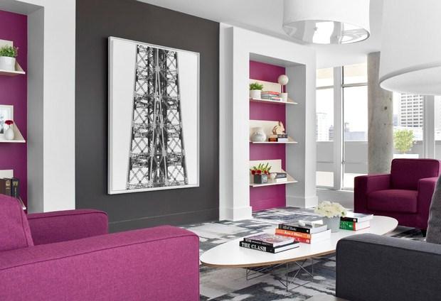 farbe wohnzimmer beispiele wandgestaltung ideen tipps und