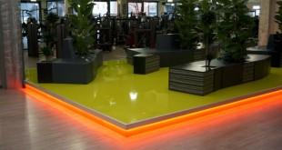 Glänzende Idee: DISBON 385 PU-PremiumSchicht für Innenräume