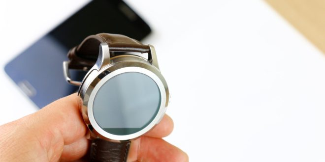 Fossil SmartWatch Q Founder