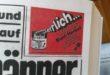 Herbol Werbung von 1970 in der Bild entdeckt