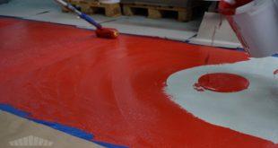 DISBON Polyaspartic-Technologie lässt Bodenbeschichtung ultraschnell aushärten