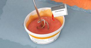 Flüssigfolie von Fermacell ist jetzt zweifarbig verfügbar