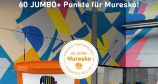 60 Jahre Muresko: Jetzt mit neuen Rot und Gelbpigmenten