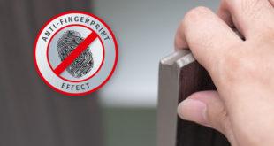 Anti-Fingerprint-Beschichtung mit PUR BML-215-Brillant-Mattlack