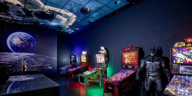Ein Gamingzimmer einrichten und dekorieren – so geht's
